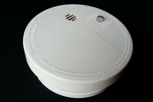Smoke Alarm - Spring Check